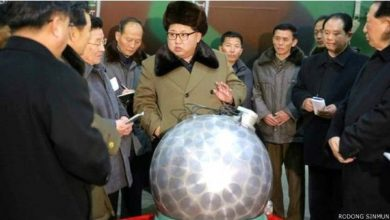 Photo of China firmly opposes to North Korean nuclear test