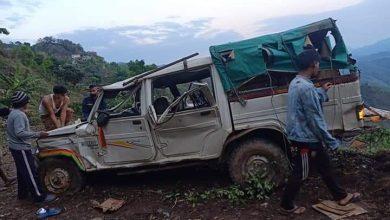 Photo of बेलभञ्ज्याङमा भएकाे जीप दुर्घटनामा एक जनाको मृत्यु