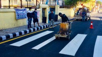 Photo of लकडाउनको समयमा 'रोड चिटिक्क' पार्न सडक विभाग