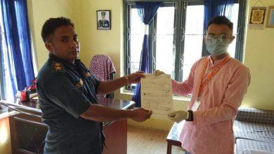 Photo of ईलाका प्रहरी कार्यालय भानु मुकाम डुम्रेका सबै प्रहरीहरुको कोबिड 19 को बिमा