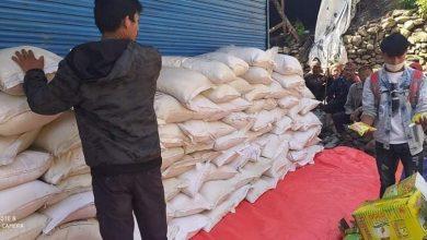 Photo of उत्तरी गोरखामा खाद्यन्न वितरण