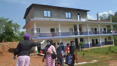 Photo of भानुको क्वारेन्टिनमा बसेका १२ जनाको पिसिआर रिपोर्ट नेगेटिभ आएपछि घर बिदाई