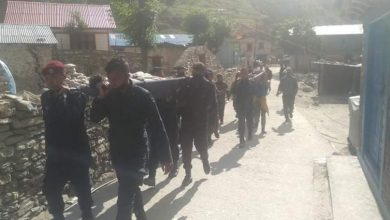 Photo of ठुलिभेरी नदीमा बगेर तीन बालबालिकाकाे मृत्यु