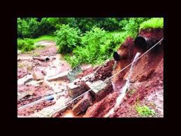 Photo of सडक निर्माण गर्दा ध्यान नपुर्याउँदा तल्लो भिरसिङका ७० घरपरिवारमा खानेपानी समस्या