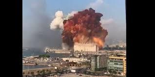 Photo of लेबनानको राजधानीमा भएको विष्फोटमा मृत्यु हुनेको संख्या १ सय ३५