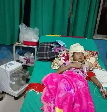 Photo of चितुवाको आक्रणबाट गम्भिर घाईते बालिकाको उपचारको लागि श्रेष्ठद्वारा नगद रु. १५ हजार आर्थिक सहयोग ।।