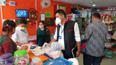 Photo of पालुङ्टारमा बजार अनुगमन, अधिकाँस पसलहरुमा पेय पदार्थ म्याद गुज्रेको अवस्थामा