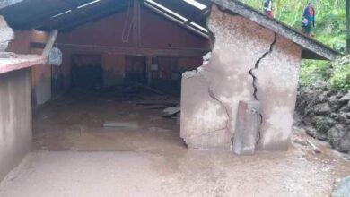 Photo of ढोरपाटन बोबाङमा बाढिले २५ घर बगायो , १७ जना सम्पर्क विहिन