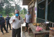 Photo of पालुङ्टार ६ मा कोभिड संक्रमण को जोखिम हुन नदिन घरदैलो सचेतना कार्यक्रम