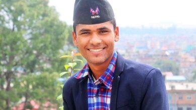 Photo of संचारकर्मि एवम् गायक कविराज ढकालको मनछुने दशैतिहार गित 'नवस्नु है पर्खि' सार्वजनिक