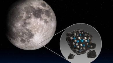 Photo of चन्द्रमाको सतहमा पानी भेटियाे