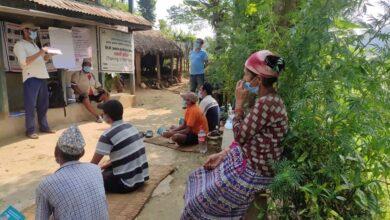 Photo of भारत सरकारद्धारा सहयोग प्राप्त नेपाल आवास पुनर्निर्माण परियोजना गोरखा कार्यप्रगति