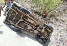 Photo of जीप दुर्घटना हुँदा चालक सहित तीन जनाको मृत्यु