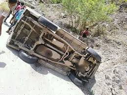 Photo of जीप दुर्घटनामा वडाध्यक्षसहित ५ जनाको मृत्यु