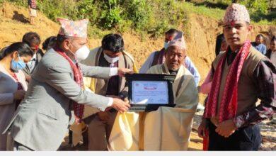 Photo of बन्दिपुरमा आधारभूत स्वास्थ्य सेवा केन्द्रको शिलान्यास