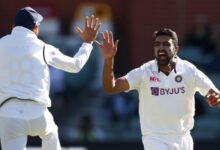 Photo of Australia v India: Ravichandran Ashwin stars as tourists open up lead