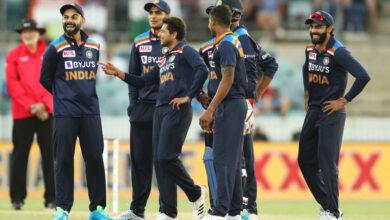 Photo of अस्ट्रेलियासँगकाे तेस्राे एकदिवसीय क्रिकेटमा भारत १३ रनले विजयी
