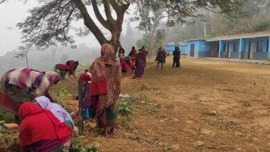 Photo of तनहुँकाे बन्दिपुर ५ कल्चाेक र वाचेगाउँ क्षेत्रका महिलाहरु सामाजिक काममा सक्रिय