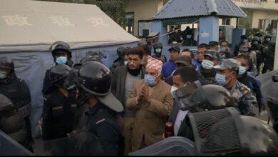 Photo of नेपाली काँग्रेसका वरिष्ठ नेता पौडेल रिहा