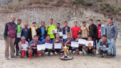 Photo of दोस्रो मैलुङकप फुटबलको उपाधी सिर्जनशील युवा क्लबलाई