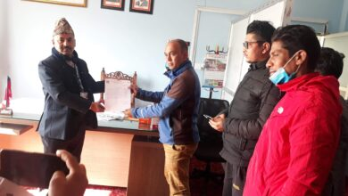 Photo of सरकारी कार्यालयहरुमा ढिलासुस्ती बढेको भन्दै जनता समाजबादी पार्टीकाे ध्यानाकर्षण