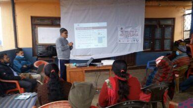 Photo of बित्तिय साक्षरता सम्बन्धी अभिमुखिकरण कार्यक्रम सम्पन्न