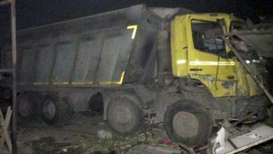 Photo of ट्रक दुर्घटनामा परी कम्तीमा १५ जनाको मृत्यु, मृत्यु भएकाको परिवारलाई २ लाख भारतीय रुपैयाँको दरले राहत दिने प्रधानमन्त्रीकाे घोषणा