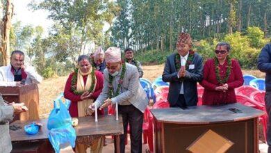 Photo of पालुङ्टारमा कृषि एम्बुलेन्स सञ्चालन गरिने – नगर प्रमुख कंडेल