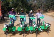 Photo of किसानलाइ अनुदानमा कृषि सामग्री बितरण