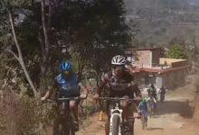 Photo of अाज यसरी हुंदैछ लिगलिगमा साईकल दाैड