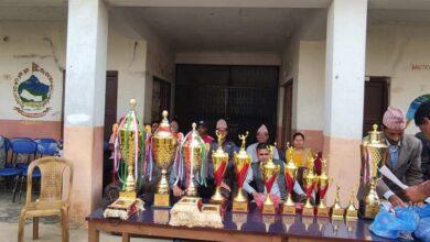 Photo of राष्ट्रपति रनिङ शिल्ड प्रतियोगिता सम्पन्न ।