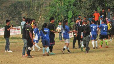 Photo of अल स्टार क्लब आँबुखैरेनीले जित्याे मिनि फुटबल