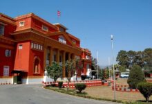 Photo of राष्टपतिकाे शितलनिबास बैठकमा पूर्वप्रधानमन्त्रीद्वय माधवकुमार नेपाल र झलनाथ खनाल