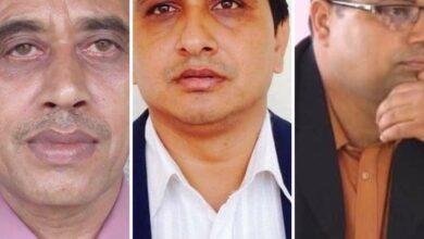 Photo of नेपाल पत्रकार महासंघ तनहुँ शाखाका तीन पूर्व अध्यक्षहरू सल्लाहकारमा चयन