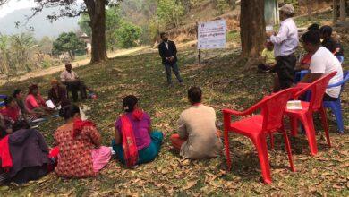 Photo of सामी परियोजना सम्बन्धी समुदाय अभिमुखिकरण कार्यक्रम सम्पन्न