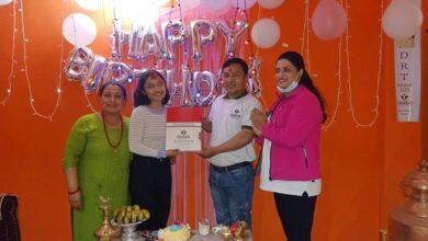 Photo of छोरीको जन्मदिनमा १० लाखको बीमा पोलिसी उपहार ।।