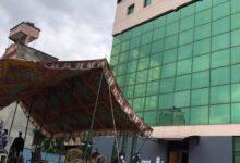 Photo of जनमैत्री अस्पताल परिसरबाट रवि लामिछानेको प्रधानमन्त्री लाई चुनाैती
