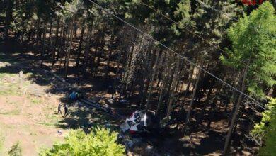 Photo of इटलीमा केबलकार दुर्घटना, एक बालकसहित १४ जनाको ज्यान गयो
