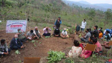 Photo of नौ दिने प्राङगारिक खेती प्रयोगात्मक तालीम सम्पन्न