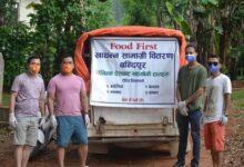 Photo of तनहुँकाे बन्दिपुर २ र ३ का ६० घर परिवारलाई राहत बितरण