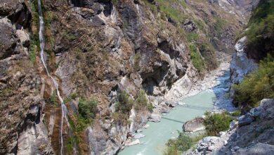 Photo of अाफ्नै श्रीमतीलाइ मर्स्याङदी नदीमा बगाउने एक जना प्रहरी नियन्त्रणमा