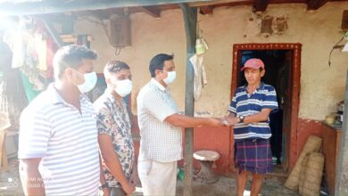 Photo of अपाङता भएका परिवारलाई रु ५ हजार सहयोग