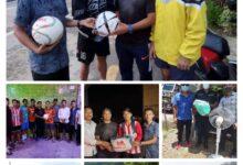 Photo of तरुण दल आँबुखैरेनीद्वारा खेलकुद तथा स्वास्थ्य सामाग्री वितरण ।।