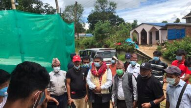 Photo of जनताका गुनासो र बाढि पहिरोको क्षतिको असरको अबलोकन गर्दै गाउँ गाउँमा मन्त्री