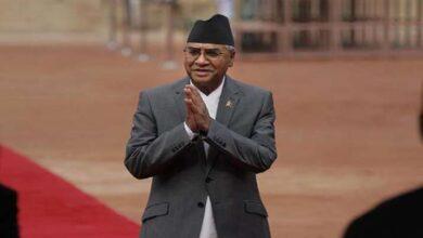Photo of दुई दिनभित्र नेपाली काँग्रेसका सभापति शेरबहादुर देउवालाई प्रधानमन्त्री बनाउन परमादेश जारी